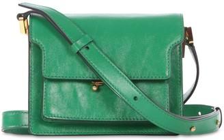 Marni Mini Trunk Soft Leather Shoulder Bag