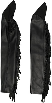 MM6 MAISON MARGIELA Longline Fringed Gloves
