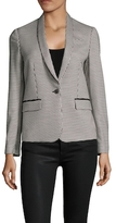 Paul Smith Jacquard Shawl Collar Blazer