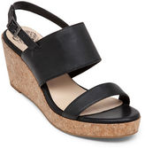 Vince Camuto Ansel Espadrilles Wedge Leather Sandals
