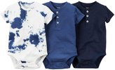 Carter's 3 Pack Bodysuits (Baby) - Assorted - New Born