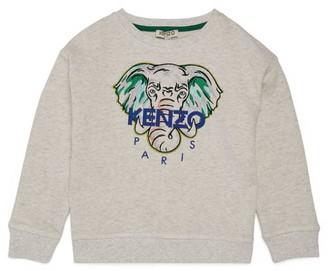 Kenzo Logo Elephant Sweatshirt