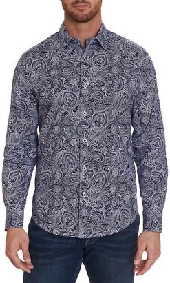 Robert Graham Classic-Fit Paisley Shirt