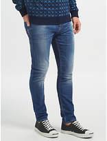 Scotch & Soda Stretch Skinny Jeans, Dutch Blauw