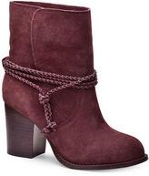 Splendid Larchmonte Suede Ankle Boots