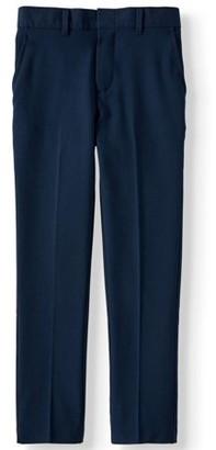 Arrow Aroflex Stretch Flat Front Dress Pant (Husky Boys)
