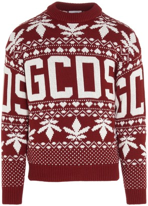 GCDS christmas Sweater