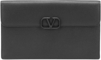 Valentino VSLING Small leather pouch