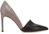 Vince Cosette Two Tone Pointy Toe Pump