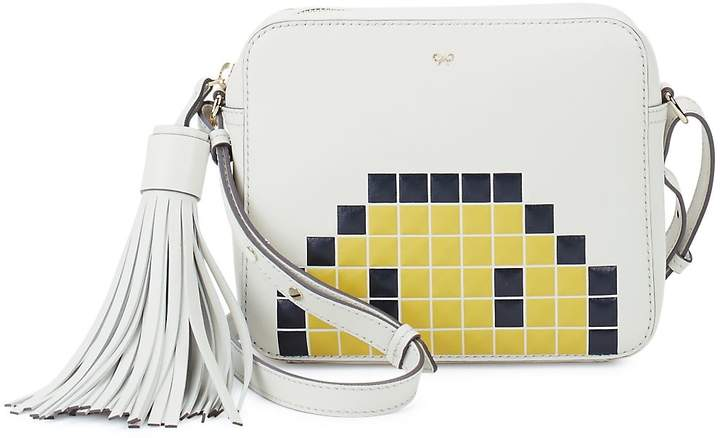 Anya Hindmarch Women's Pixel Leather Crossbody Bag