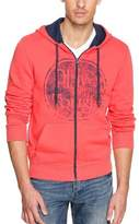 QS By S.oliver Men's Hooded Long - regular Sweater