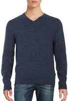 Nautica Marled V-Neck Sweater