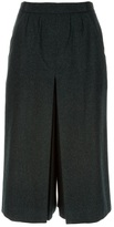 Gucci Vintage Wool culottes