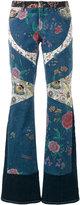 Roberto Cavalli Enchanted Garden jeans