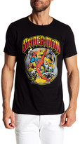 Mighty Fine Spiderman Metal Graphic Tee