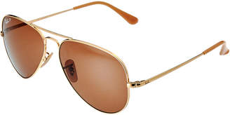 Ray-Ban Unisex Rb3689 58Mm Polarized Sunglasses