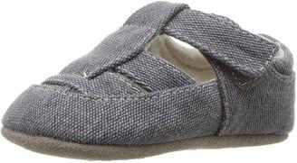 See Kai Run Boys' Jude Gray Canvas Sandal Small/0-6 Months M US Infant