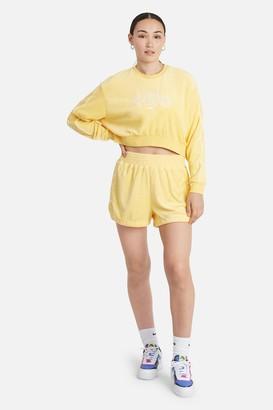 Nike Retro Femme Crew Terry Sweatshirt