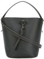 Furla drawstring strap tote - women - Leather - One Size