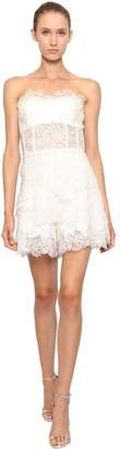 Ermanno Scervino All Over Lace Romper