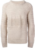 Avelon 'Page' sweater - men - Alpaca/Merino/Acrylic - S