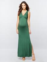 A Pea in the Pod Rachel Pally Mariella Maternity Maxi Dress