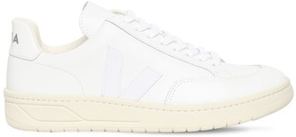 Veja 20mm V-12 Leather Sneakers