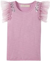 Cupcakes & Pastries Cupcakes & Pasteries Knit Top W/sequins (Toddler/Kid) - Lilac - 4/5