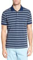 Rodd & Gunn MacDonald Downs Sports Fit Stripe Pique Polo