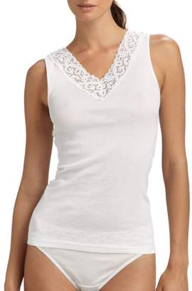 Hanro Moments V-Neck Tank Top