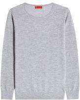 HUGO Virgin Wool Pullover