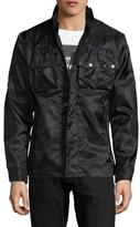 G Star Printed Jacket