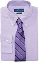 Polo Ralph Lauren Slim-Fit Striped Cotton Shirt