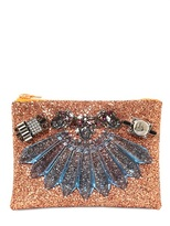 Mawi - Glitter With Crystal Pouch