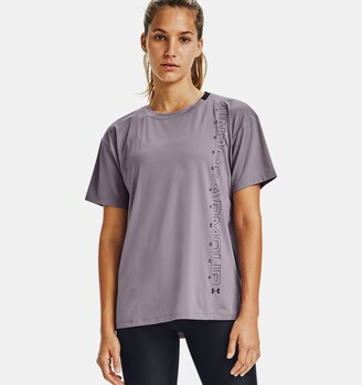 Under Armour Women's UA Armour Sport Graphic Short Sleeve