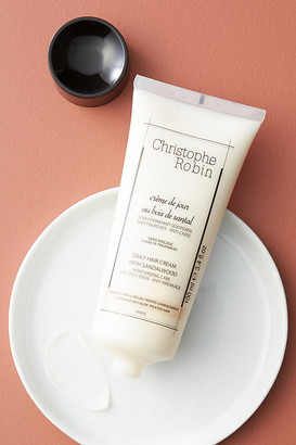 Christophe Robin Daily Leave-In Hair Cream By in White Size ALL
