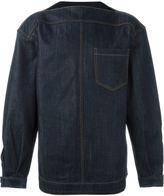 Juun.J denim sweatshirt - men - Cotton - 46