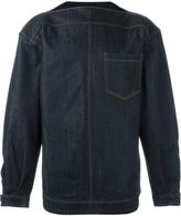 Juun.J denim sweatshirt