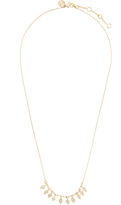 Accessorize Olivia Diamond Drops Necklace