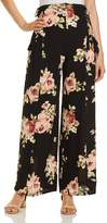 Band of Gypsies Rose Wide-Leg Pants