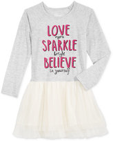 Epic Threads Graphic-Print Tutu Dress, Toddler & Little Girls (2T-6X)