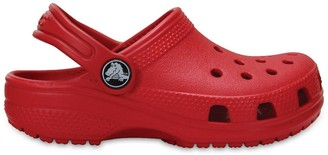 Crocs Classic Clog Slip On - Red
