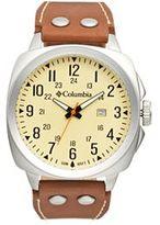 Columbia Men's Cornerstone Leather Watch - CA0180220220