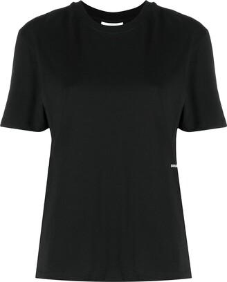 Soulland Cea plain T-shirt