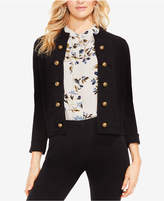 Vince Camuto Cotton Military Cardigan