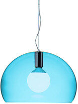 Kartell Mini FL/Y Ceiling Light - Petrol Blue
