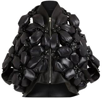 MONCLER GENIUS 6 Moncler Noir Kei Ninomiya coral down jacket
