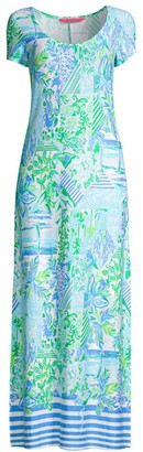 Lilly Pulitzer Wynne Floral Dress