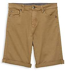 7 For All Mankind Little Boy's & Boy's Classic Stretch Shorts