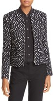 Helene Berman Women's Polka Dot Jacket
